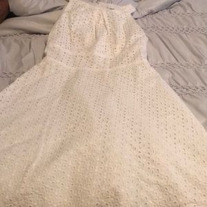 White New York and company dress